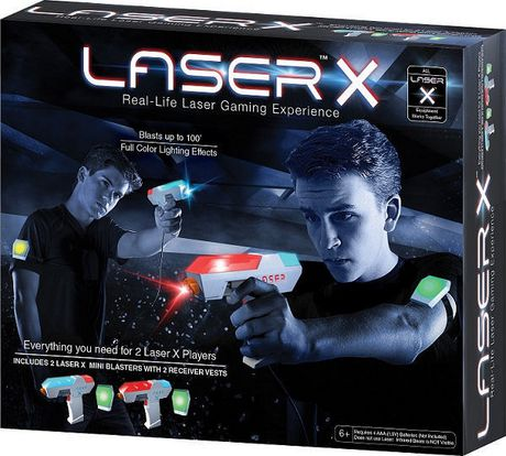 LASER X Real Life Laser Gaming Set - image 1 of 1