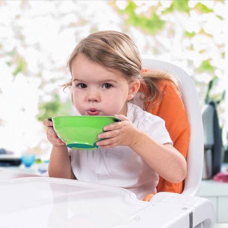 Munchkin White Hot Toddler Bowls - 3 Bowls - image 2 of 4