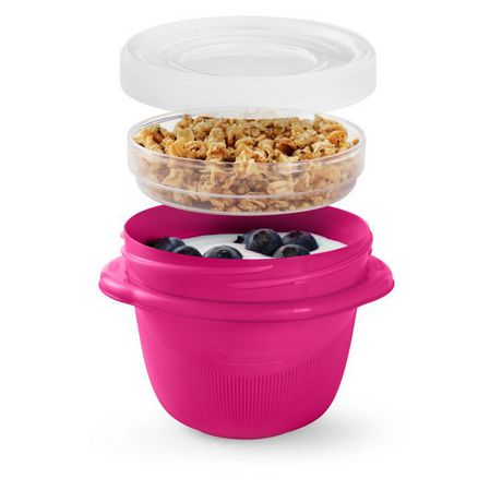 Rubbermaid Takealongs Yogurt & Go Food Containers - image 4 of 4