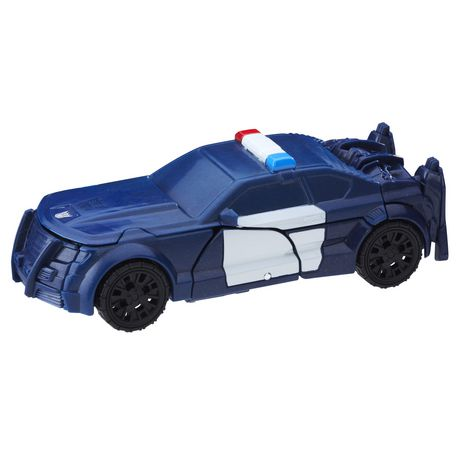 transformers le dernier chevalier turbo changer 1 tape cyberfire barricade. Black Bedroom Furniture Sets. Home Design Ideas