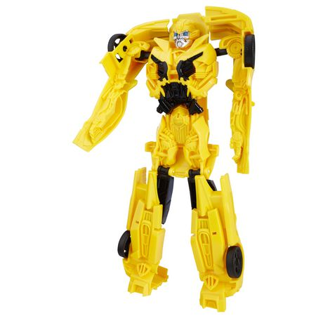 transformers le dernier chevalier figurine bumblebee morpho titans walmart canada. Black Bedroom Furniture Sets. Home Design Ideas