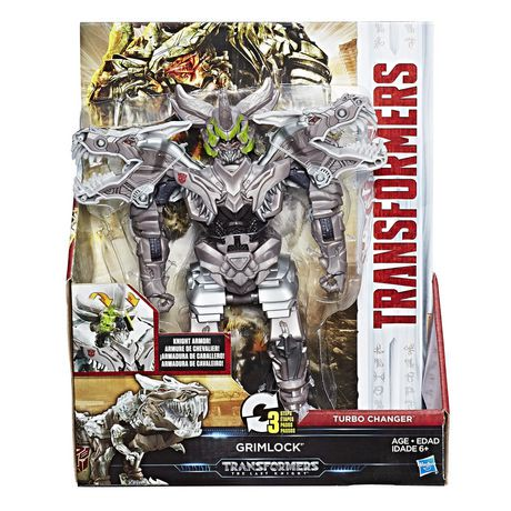 transformers le dernier chevalier turbo changer armure de chevalier grimlock walmart canada. Black Bedroom Furniture Sets. Home Design Ideas