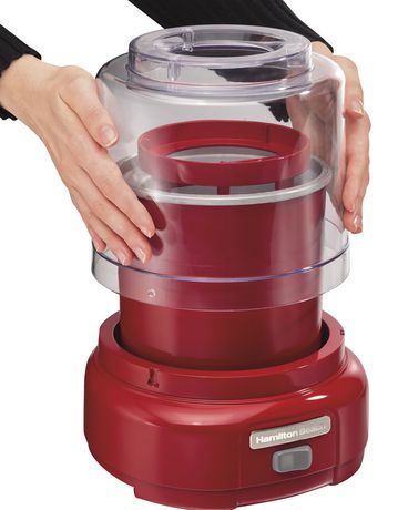 Hamilton Beach 68881 1.5-Qt. Ice Cream Maker - image 6 of 8