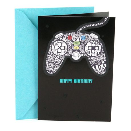 Hallmark Birthday Greeting Card