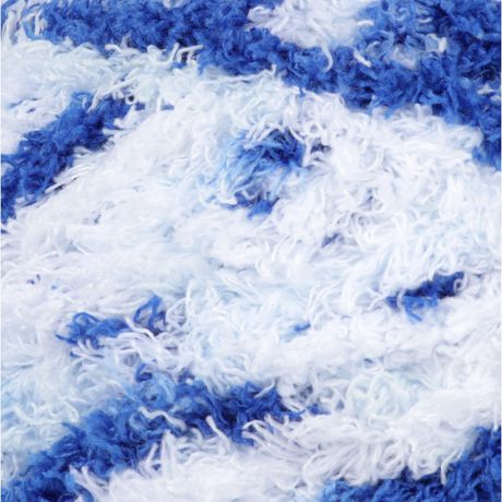 BERNAT PIPSQUEAK YARN (250G/8.8 OZ), BLUE JEAN SWIRL - image 2 of 5
