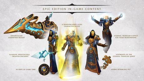 World of Warcraft: Shadowlands Collector's Edition (PC) - image 7 of 9
