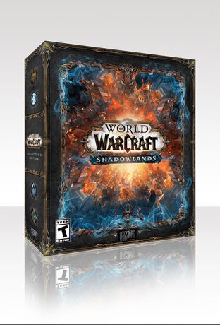 World of Warcraft: Shadowlands Collector's Edition (PC) - image 2 of 9
