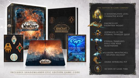 World of Warcraft: Shadowlands Collector's Edition (PC) - image 6 of 9