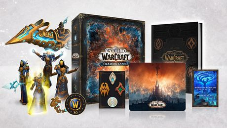 World of Warcraft: Shadowlands Collector's Edition (PC) - image 5 of 9