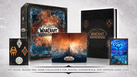 World of Warcraft: Shadowlands Collector's Edition (PC) - image 1 of 9