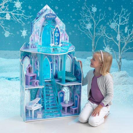 Kidkraft Disney Frozen Ice Castle Dollhouse Walmart Canada