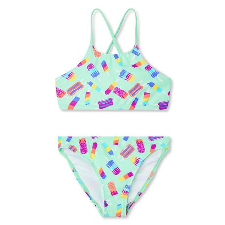 0f1b1afc44a6f0 Girls Swimwear | Walmart Canada