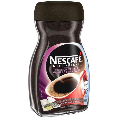 NESCAFÉ RICH French Vanilla, Instant Coffee - image 2 of 5