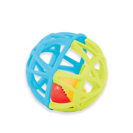 Manhattan Toy Jazzy Ball Lumières et Sons Jouet et Hochet - image 1 de 2