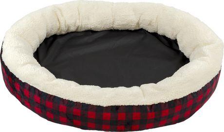 PRCDNCADL  Housse de rechange pour lit Buffalo Design format Donut 68x55x17cm - image 4 de 5