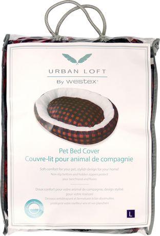 PRCDNCADL  Housse de rechange pour lit Buffalo Design format Donut 68x55x17cm - image 1 de 5