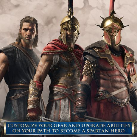 Assassin's Creed Odyssey Deluxe Edition (PS4) - image 3 de 6