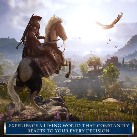 Assassin's Creed Odyssey Deluxe Edition (PS4) - image 5 de 6