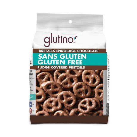 Glutino Gluten Free Chocolate Covered Pretzels | Walmart ...