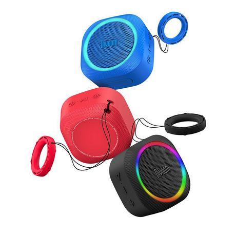 Airbeat-30 Bluetooth Speaker - Blue - image 2 of 3