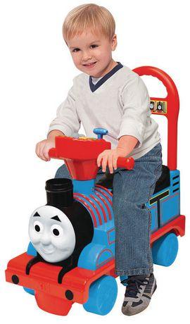 Voiturette actionnée locomotive à vapeur de Thomas et ses amis - image 3 de 3