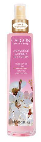 Calgon Japanese Cherry Blossom Fragrance Body Mist - image 1 of 1