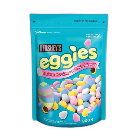 HERSHEY'S EGGIES Milk Chocolate Candy Easter Eggs - image 1 of 4