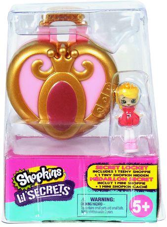 Shopkins Lil' Secrets Paquet De 2 Locket Cdu - image 7 de 9