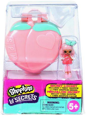 Shopkins Lil' Secrets Paquet De 2 Locket Cdu - image 9 de 9