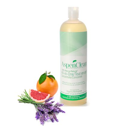 AspenClean - GRAPEFRUIT/LAVENDER-ALL in 1 Concentrate - image 1 of 1