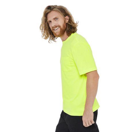 Workload Plus Men's Short Sleeve Crewneck Tee - image 2 of 6