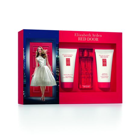 perfume elizabeth valerie red door just arden