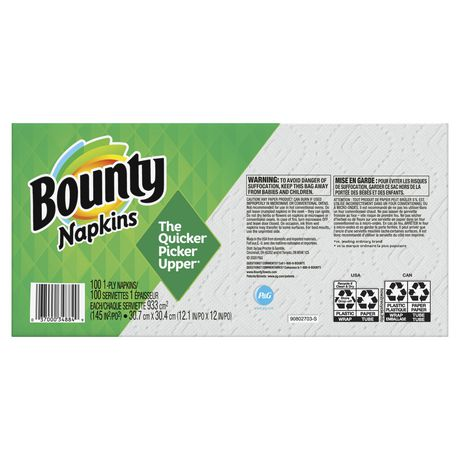 Bounty Quilted Napkins - image 2 of 6