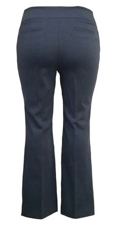 82008b9e78 George Plus Women s Pull-on Pants - image 1 of 2 ...