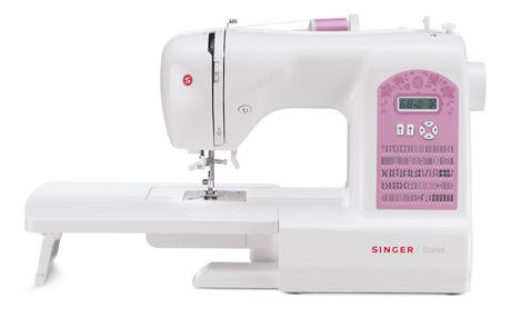 Singer starlet 6699 sewing machine walmart canada for Machine a coudre walmart