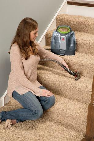 Nettoyeur Pour Moquette Et Tissu DAmeublement Spotclean Cordlessmc