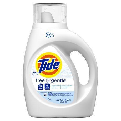 Tide Free Liquid Laundry Detergent - image 1 of 7