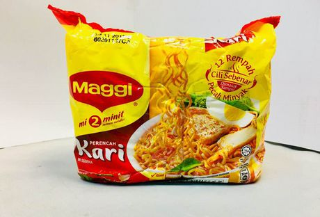 Maggi 2-Minute Noodles Curry Flavour - image 1 of 3