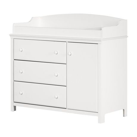 South Shore Cotton Candy Changing Table Walmart Canada