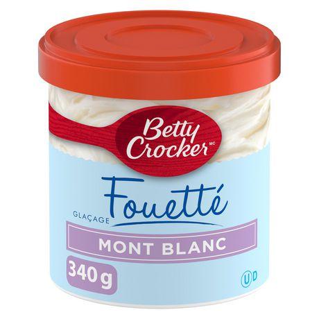 Mont blanc Glaçage Fouettéde Betty Crocker - image 2 de 6