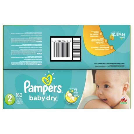 Couches pampers baby dry walmart canada - Reduction couches pampers a imprimer ...