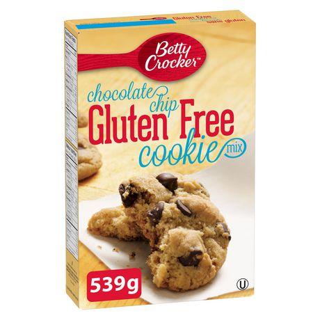 Mélange à biscuits aux grains de chocolat sans gluten de Betty Crocker - image 1 de 6