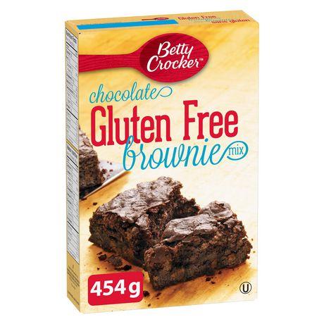 Mélange à Brownies Sans Gluten de Betty Crocker - image 1 de 7