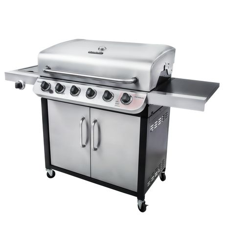 Char-Broil Performance Series 6-Burner Gas Grill - image 3 of 9