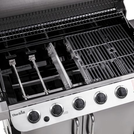 Char-Broil Performance Series 6-Burner Gas Grill - image 5 of 9