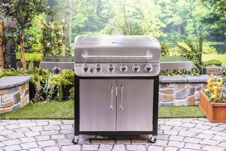 Char-Broil Performance Series 6-Burner Gas Grill - image 9 of 9