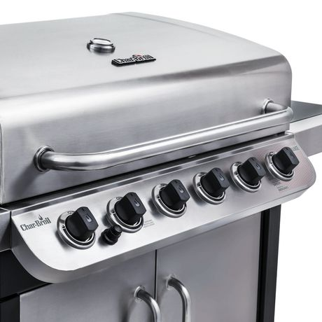 Char-Broil Performance Series 6-Burner Gas Grill - image 7 of 9