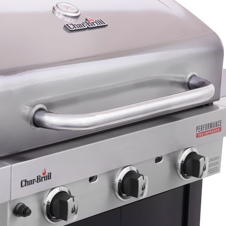 Char-Broil Performance Series TRU-Infrared 3-Burner Gas Grill - image 6 of 9