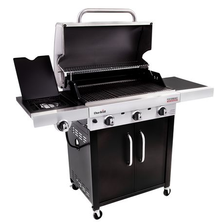 Char-Broil Performance Series TRU-Infrared 3-Burner Gas Grill - image 4 of 9