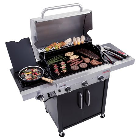 Char-Broil Performance Series TRU-Infrared 3-Burner Gas Grill - image 8 of 9